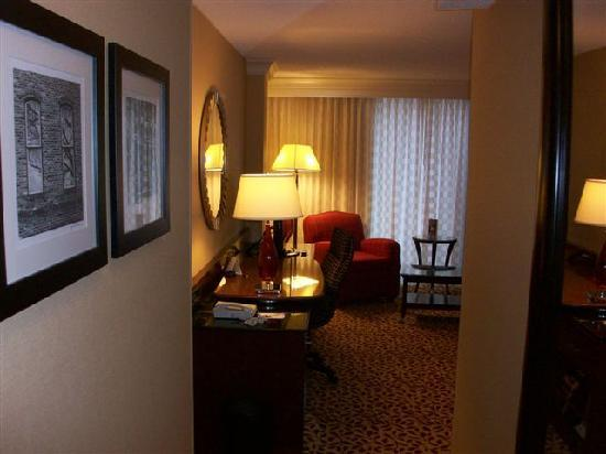 Houston Marriott West Loop by The Galleria: hotel room