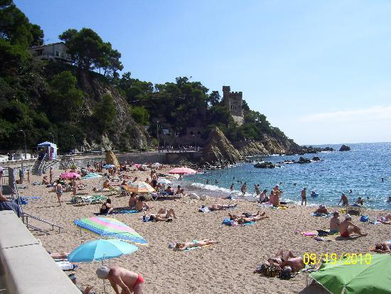 Hotel Papi: kan natuurlijk ook op het strand