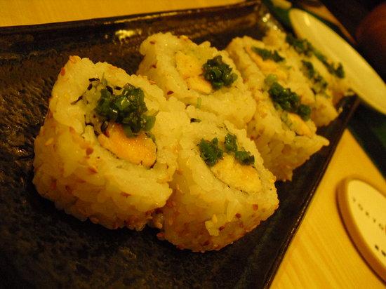 Tokyo Deli : Tuna Salad, if I remember right. Tasty