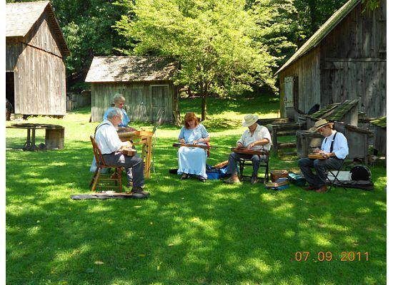 Quiet Valley Living Historical Farm: Music Event