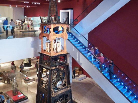 Museo Nacional de Escocia: Access