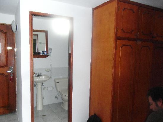 Hotel Plaza Rosa: Habitacion 3