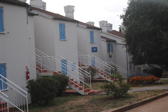 Valamar Tamaris Villas: casa dove abbiamo soggiornato