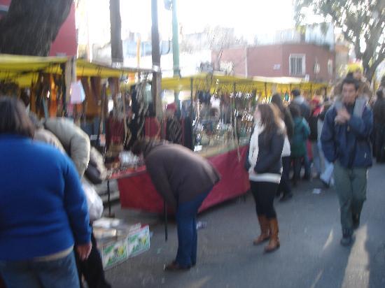 Foto De Feria De Mataderos Buenos Aires Puestos De