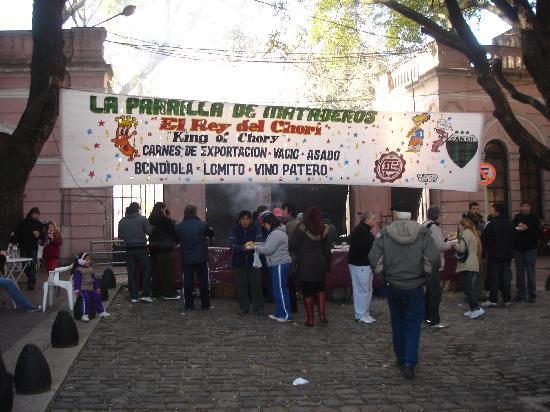 Foto De Feria De Mataderos Buenos Aires Parrilla En