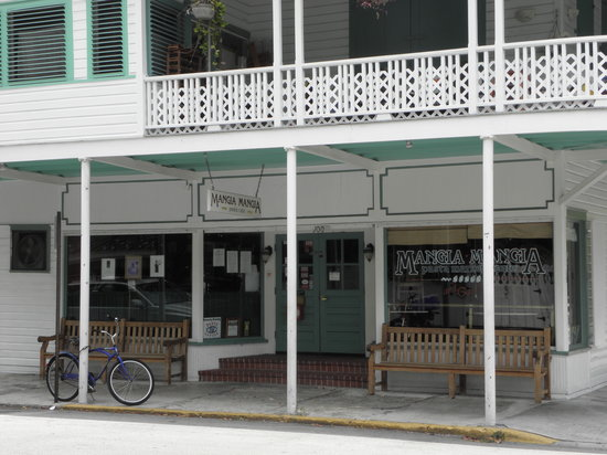 Photo of Italian Restaurant Mangia Mangia Pasta Cafe at 900 Southard St, Key West, FL 33040, United States