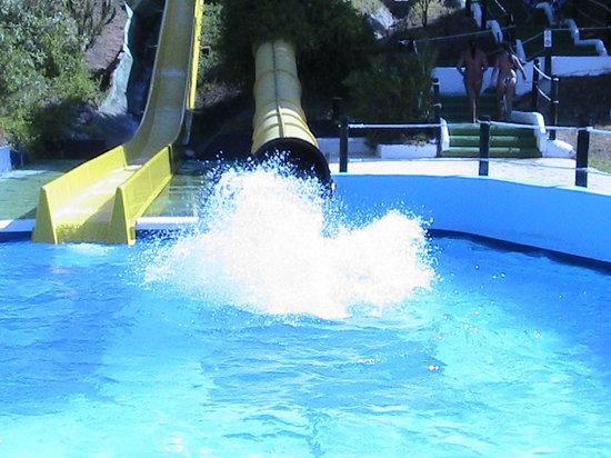 Parque Aquopolis Cartaya: Aquólis Cartaya (Huelva), verano 2011