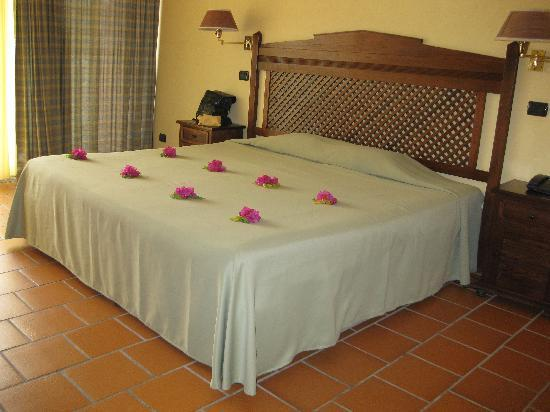 Andilana Beach Resort: Camera da letto