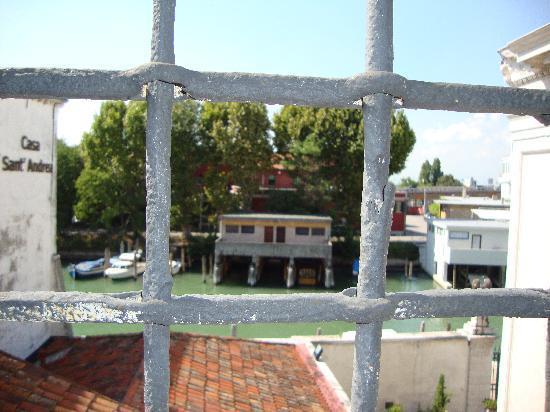 Casa Sant'Andrea: Vue de la chambre