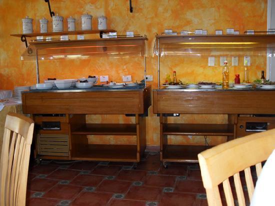 Hotel Playa Coco : main buffet2