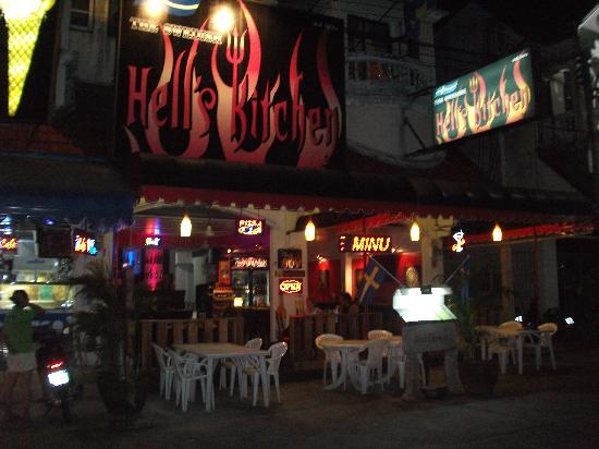Hells kitchen Patong Restaurant Reviews Photos TripAdvisor