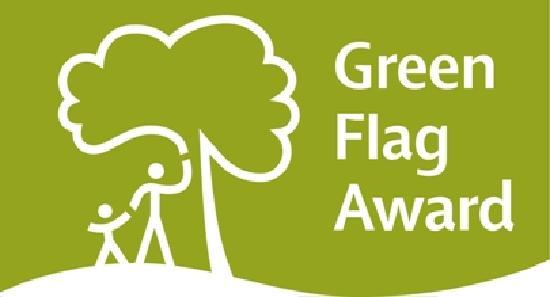 Шеффилд, UK: We hold the Green Flag Award