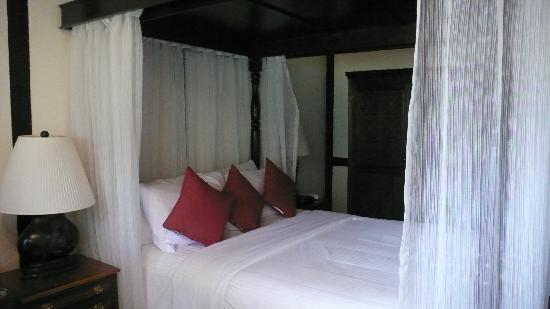 The Honeymoon Suite occupies the right side of the top