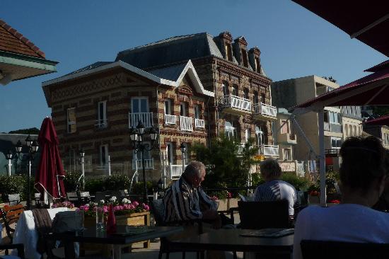 Hotel Restaurant le Corsaire : l'hotel