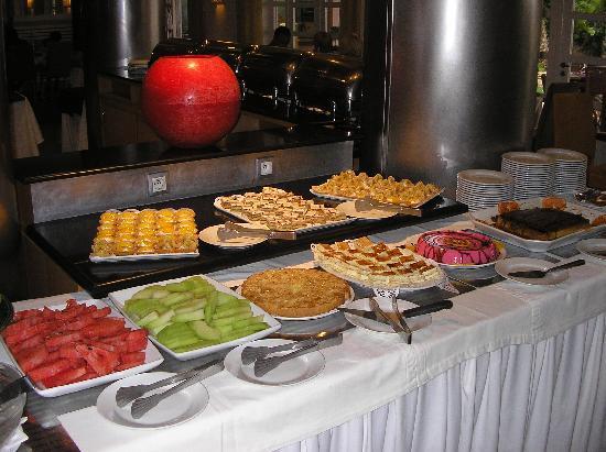 Hotel Timoulay & Spa Agadir: dessert