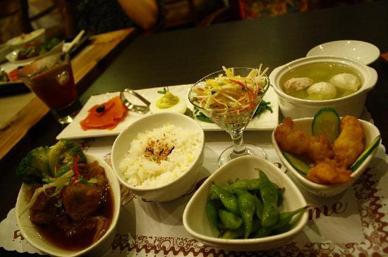 Seasonstar: 媲美西式餐廳的中式在地料理