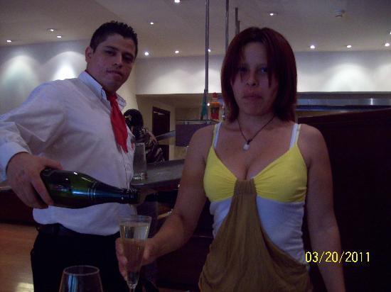Faisca do Brasil: excelente champagne