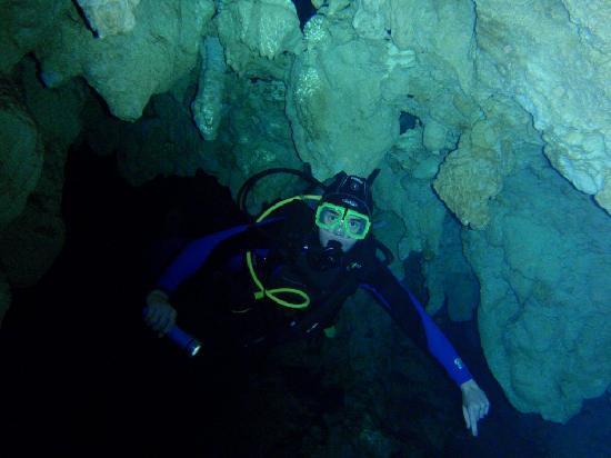 Scuba Fred's: Cenote Diving