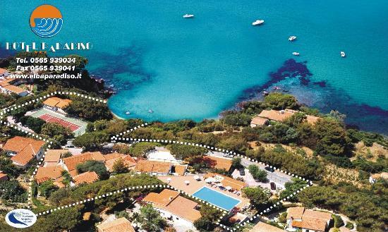 Hotel Paradiso: panorama