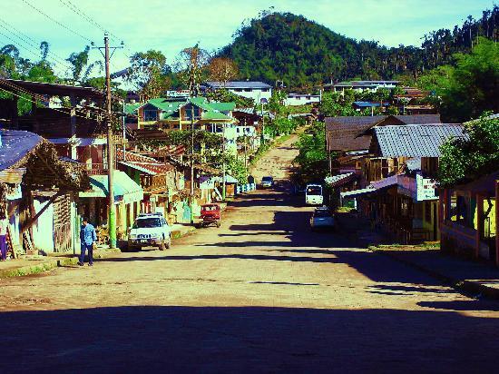 La Casa del Camino Mindo: Mindo Town