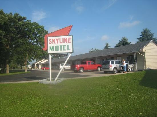 스카이라인 모텔