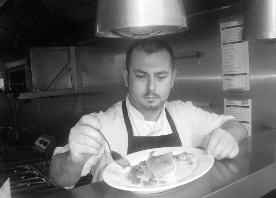 The Red Onion Brasserie: Stephen Griffin (Chef/Owner)