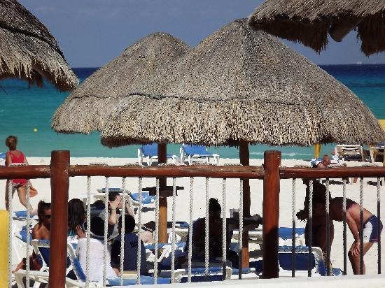 Allegro Playacar : view towards the ocean