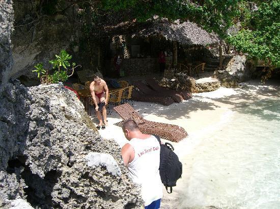 Argonauta Boracay: ein kleiner süßer Strand mit Bar 2007