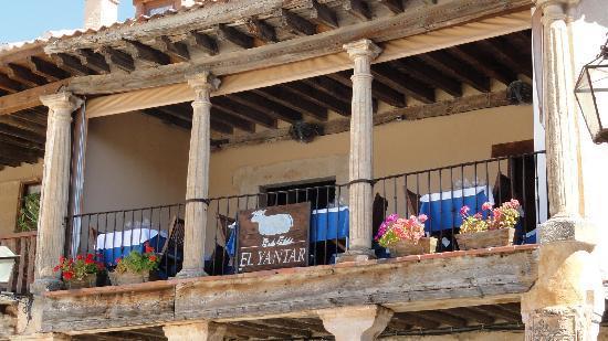 Foto de el yantar de pedraza pedraza restaurante el - El yantar de pedraza ...