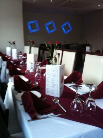 Red Chilli Indian Restaurant of Ashbourne