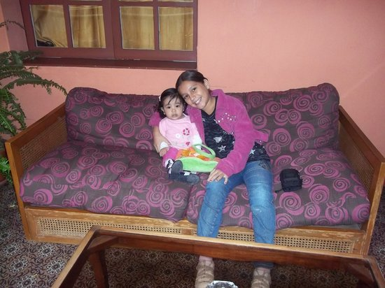 Hotel Cuenca: sala de star