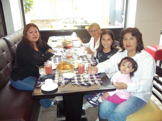 Hotel Cuenca: restaurante