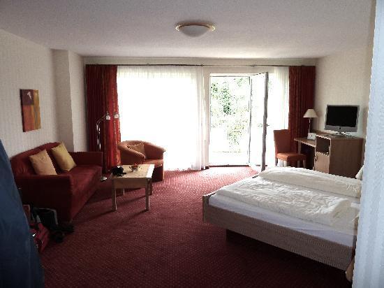 Heiligenberg-Steigen, Allemagne : the room