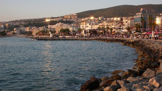 SENTIDO Marina Suites- Adult Only: the bay that the hotel is on