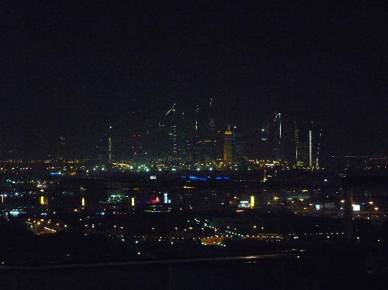 Hilton Dubai Creek: vista desde la terraza