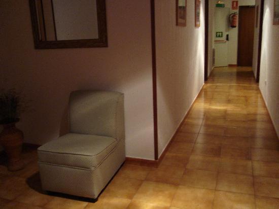 Montemar: PASILLOS HOTEL
