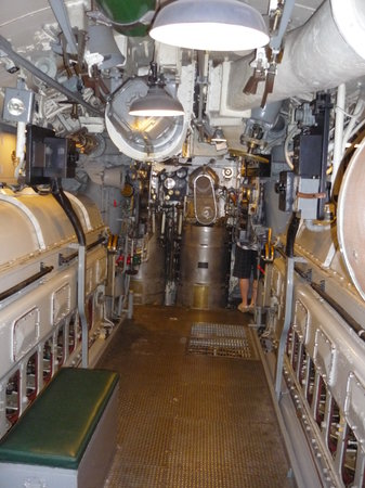 USS Pampanito: Inside the sub