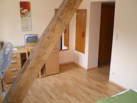 Hotel Falken: Doppelzimmer