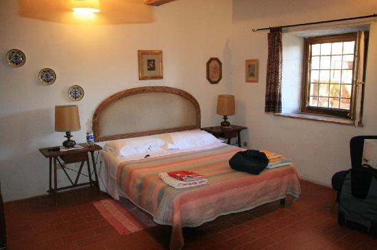 "Lionforti da Vico : The room named ""Nido"""