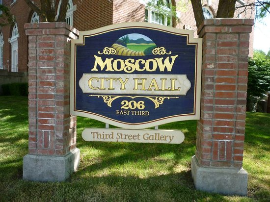 Moscow, ID: Third Street Gallery