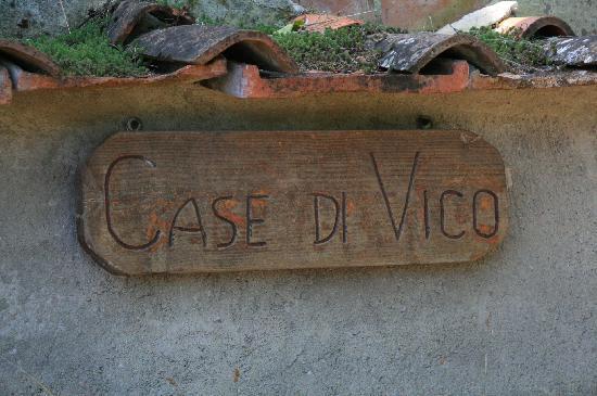 Lionforti da Vico: Signpost