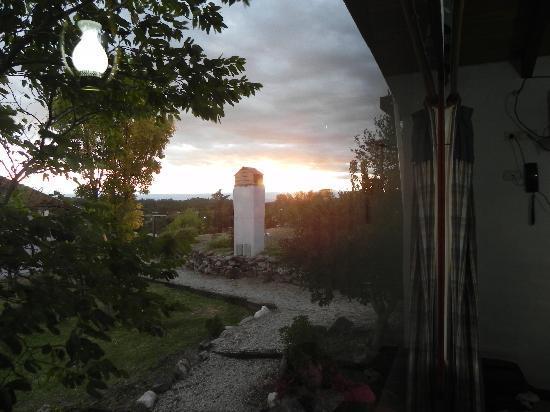 Embalse, Argentina: Desde la ventana del comedor