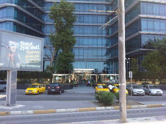 DoubleTree by Hilton Istanbul - Moda: Entrata