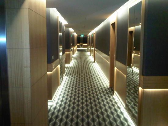 DoubleTree by Hilton Istanbul - Moda: Corridio piano 9°