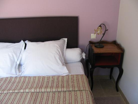 Relais de l'Alsou : Our room
