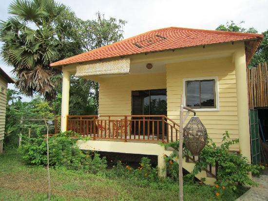 أو كاباريت فيرت: Le bungalow