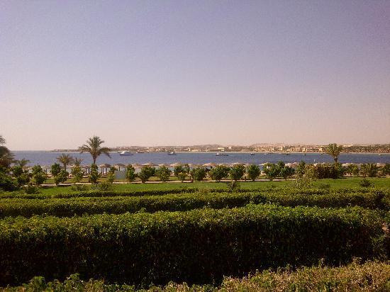 Fort Arabesque Resort, Spa & Villas: La baia vista dalla camera