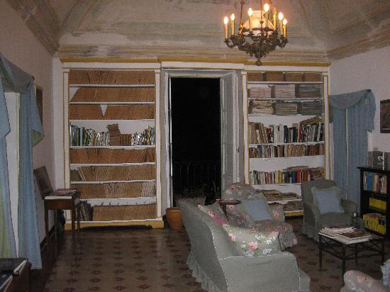 Fano, Italien: Sala di lettura