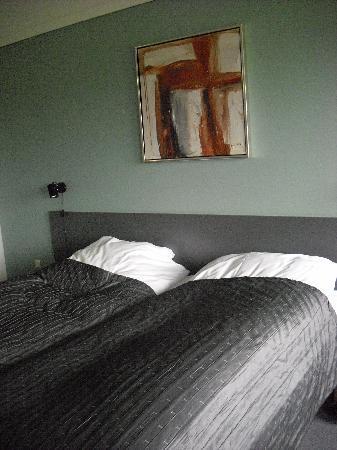 Logstor Parkhotel: Beds