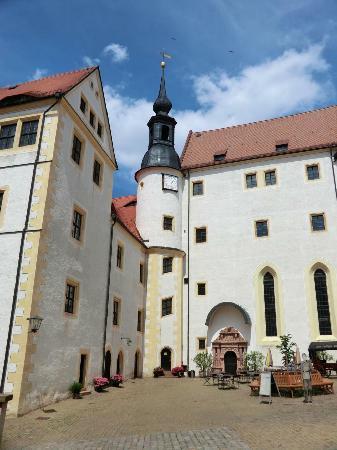Wasserschloss Klaffenbach: Colditz